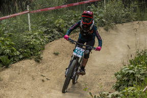 Photo of Isabella CASWELL at Whistler