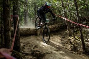Photo of Wade DONALD at Whistler
