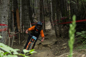 Photo of Tristan SANDERS at Whistler