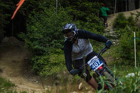 Photo of Peter WALKER at Whistler