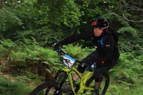 Photo of Mark BYRNE at Barnaslingan Forest