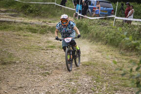 Photo of Courtney ABBISS at Afan