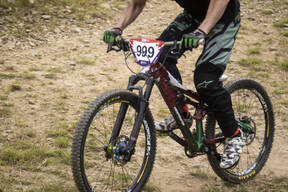 Photo of Marti PEARCE at Afan