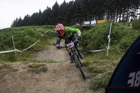 Photo of Fin HUDSON at Afan