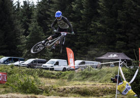 Photo of Tom BELL (4x) at Afan