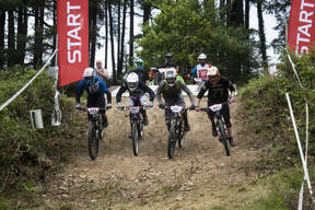 Photo of Mike HAYWARD at Afan
