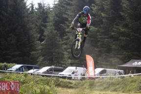Photo of Zac HUDSON at Afan