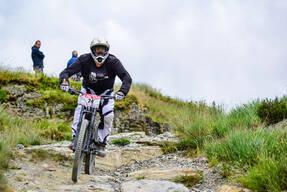 Photo of James TOMS at Antur Stiniog