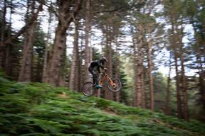 Photo of Sean DOYLE at Barnaslingan Forest