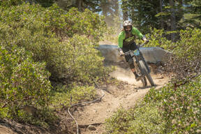 Photo of Mark CHALLONER at Mt Shasta, CA
