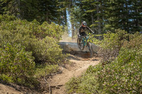 Photo of Josh EASTON at Mt Shasta, CA