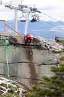 Photo of Bryce SCHAAB at Big White Resort, BC