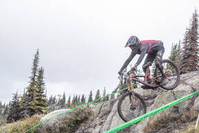 Photo of Connor HOSKINS at Big White Resort
