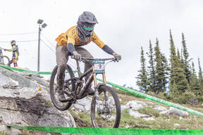 Photo of Spencer COLETTI at Big White Resort