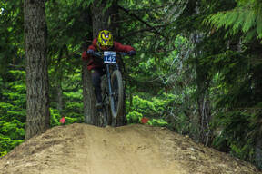 Photo of Jacob QUIST at Whistler