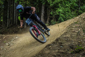 Photo of Ross DUNLOP at Whistler