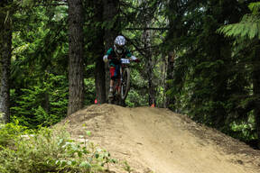 Photo of Charlie MCLELLAN at Whistler