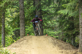 Photo of Jeremy COLE at Whistler