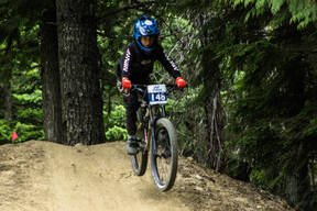 Photo of Mateo QUIST at Whistler