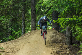 Photo of Tyson ROE at Whistler