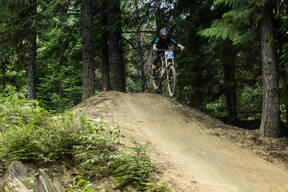 Photo of Sophie TYAS at Whistler