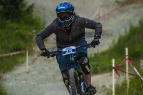 Photo of Alex JESSETT at Whistler