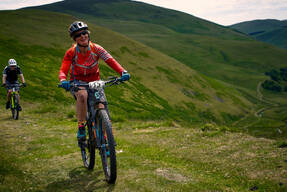 Photo of Caroline CAPPER at Breamish Valley