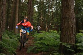 Photo of Sam TAYLOR at Barnaslingan Forest