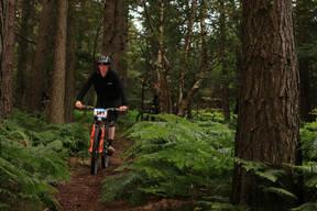 Photo of Oliver DAVY at Barnaslingan Forest