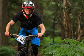 Photo of Alex HENRY at Barnaslingan Forest