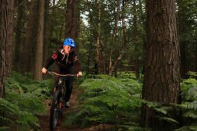 Photo of Charlie BYRNE at Barnaslingan Forest