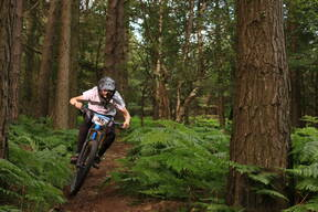 Photo of Colin HAYDEN at Barnaslingan Forest