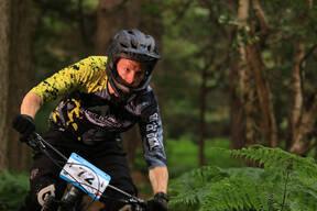 Photo of Kyle LAWSON at Barnaslingan Forest