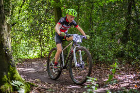 Photo of Dan WARNER at Eckington Woods