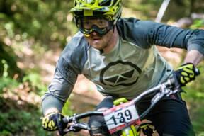 Photo of Andy BRAY (mas) at Minehead