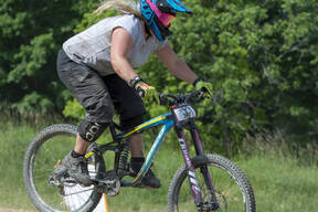 Photo of Heather MCGEE at Blue Mtn