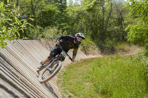 Photo of Cal WHIFFING at Blue Mtn