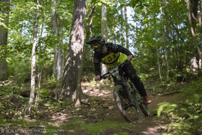 Photo of Mike MOORE at Blue Mtn