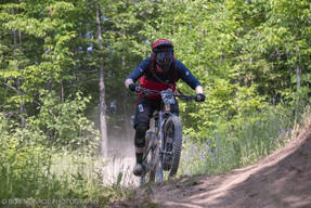 Photo of Matt STETSON at Blue Mtn