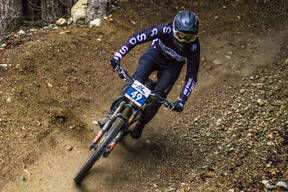 Photo of Chris DUNNE at Whistler