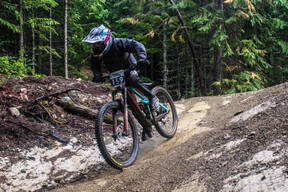Photo of Dane JEWETT at Whistler