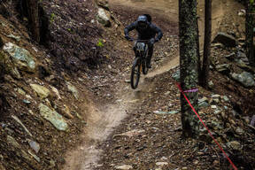 Photo of Ethan WILSON at Whistler