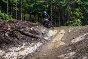 Photo of Tegan CRUZ at Whistler