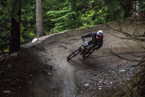 Photo of Rob PEACOCK at Whistler