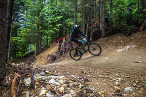 Photo of Shane MADDEN at Whistler
