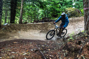 Photo of Brett GOSSMAN at Whistler