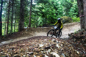 Photo of Jessica SHOUBRIDGE at Whistler