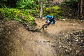 Photo of Steve STOREY at Whistler