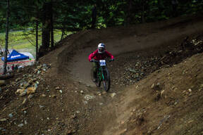 Photo of Benjamin BRAND at Whistler