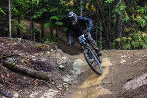 Photo of Jonathan WEBB at Whistler